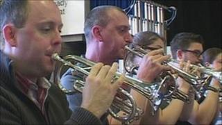 The Leyland Band