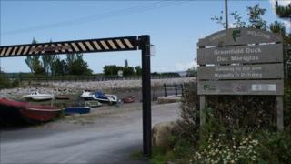 Greenfield Dock, Flintshire