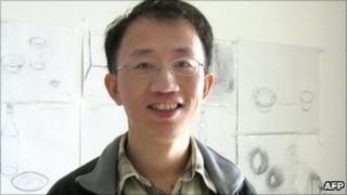 Hu Jia, file pic 2007