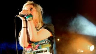 Fever Fever at Glastonbury 2011
