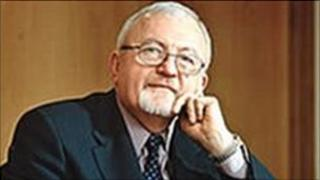 NI Ombudsman Tom Frawley