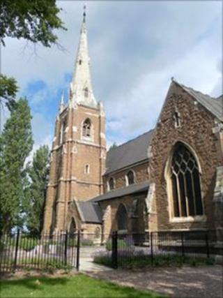 St Michael's Church, Handsworth