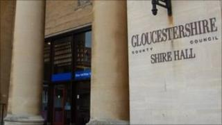 Shire Hall, Gloucester