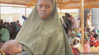 Hassain, Ali and Sareye arrived in Dadaab refugee camp in June 2011 after fleeing the violence and drought in Somalia.