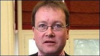 NI Attorney General John Larkin