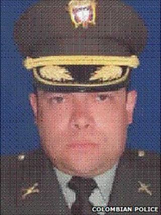 Maj Felix Antonio Jaimes Villamil