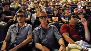 3D moviegoers