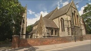 St Mary's Church, Chatham