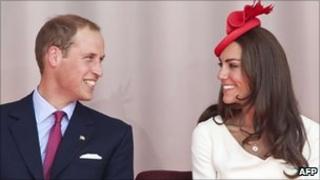 Duke and Duchess of Cambridge in Canada