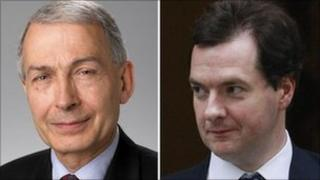 Frank Field and George Osborne