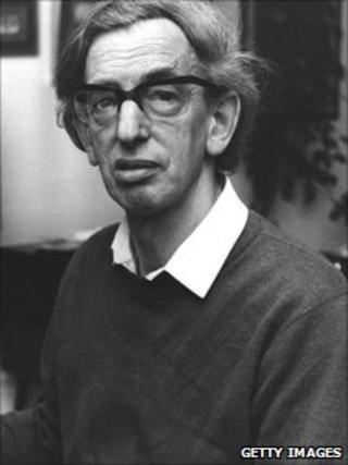 Eric Hobsbawm in 1976