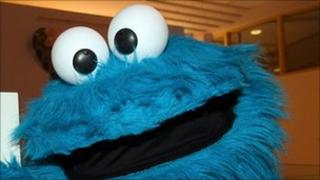 Sesame Street's Cookie Monster