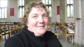 Deacon Janet Taylor