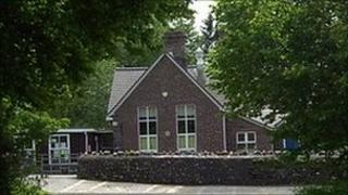 Cwmdu Church in Wales School