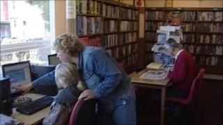 Kingskerswell library
