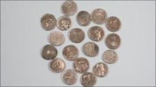 Roman treasure