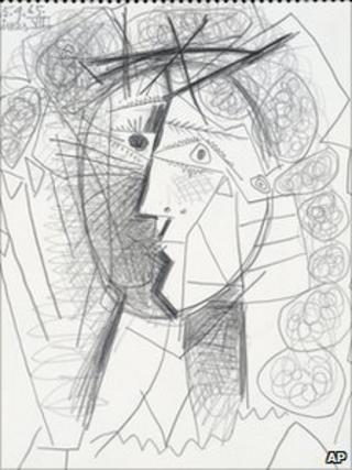 Picasso's Tete de Femme