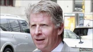 Manhattan District Attorney Cyrus Vance, 6 July 2011