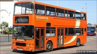 Shamrock Buses cease trading