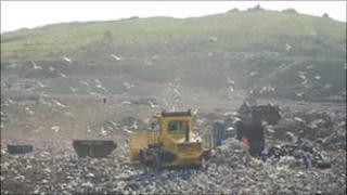 Guernsey's Mont Cuet landfill