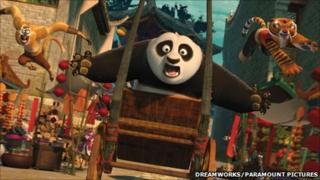 Kung Fu Panda 2. Pic: DreamWorks/Paramount Pictures