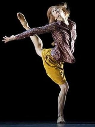 Sylvie Guillem in 6000 Miles Away