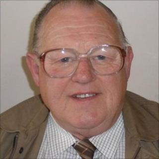 Councillor Tony Cooke