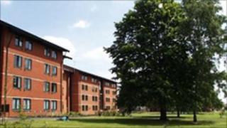 Bulmershe Campus