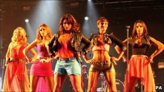 The Saturdays at T in the Park