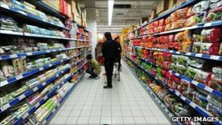 Chinese supermarket