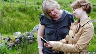 Jacquie Aitken and Nicola Henderson