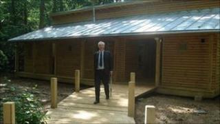 Julian Roughton, Suffolk Wildlife Trust