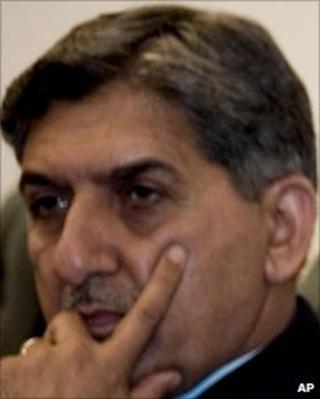 Lieutenant-General Ahmad Shuja Pasha