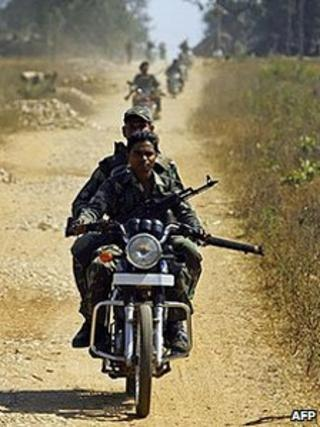 Special Police Officers in Chhattisgarh