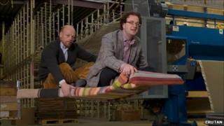 Natural carpet scientists