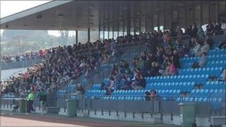 Garenne Stand at Footes Lane