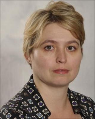 MP Karen Bradley