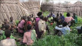 Loren Jumen village, Karamoja, Uganda