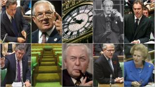 Compilation of prime ministers, past and present