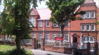 St John's Green Primary School in Colchester
