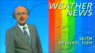BBC Weatherman Michael Fish