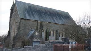St John's Church, Dowlais