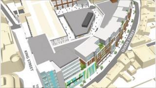 Maidenhead town centre plans