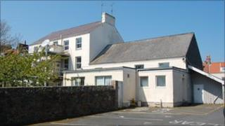 Granville House in Mount Durand, St Peter Port, Guernsey