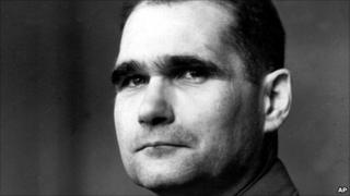 Rudolf Hess (undated file picture)