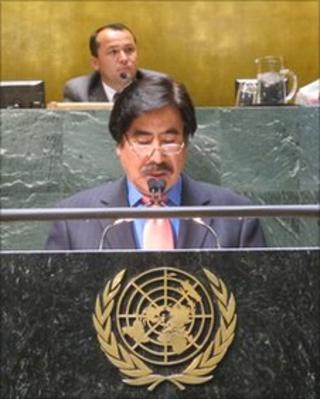 Lhatu Wangchuk