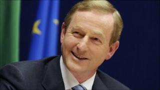 enda kenny - irish pm