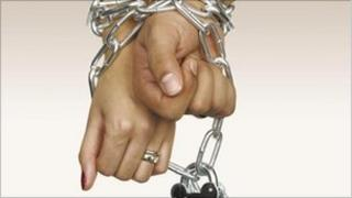 Poster from government forced marriage campaign