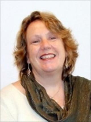 Professor Anne Garden (Picture courtesy of Lancaster University)