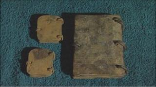 Sample of three codices.